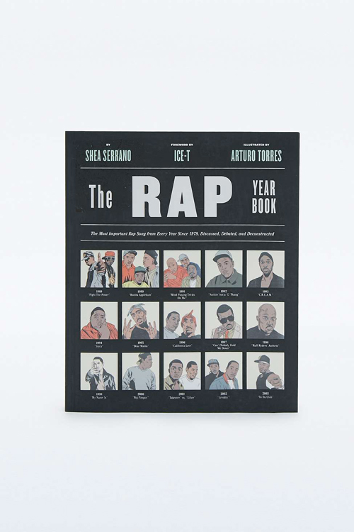 The Rap Year Book, 17€