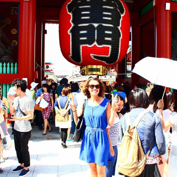 Les carnets de voyage de Céline: le Japon en 20 leçons - 1