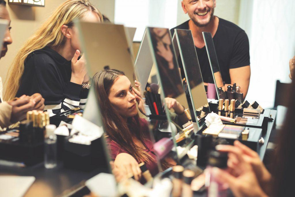 La masterclass make-up par Yves Saint Laurent Beauté : c'était comment ? - 1