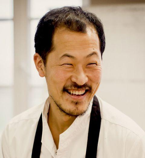 Sang Hoon Degeimbre sacré chef de l'année