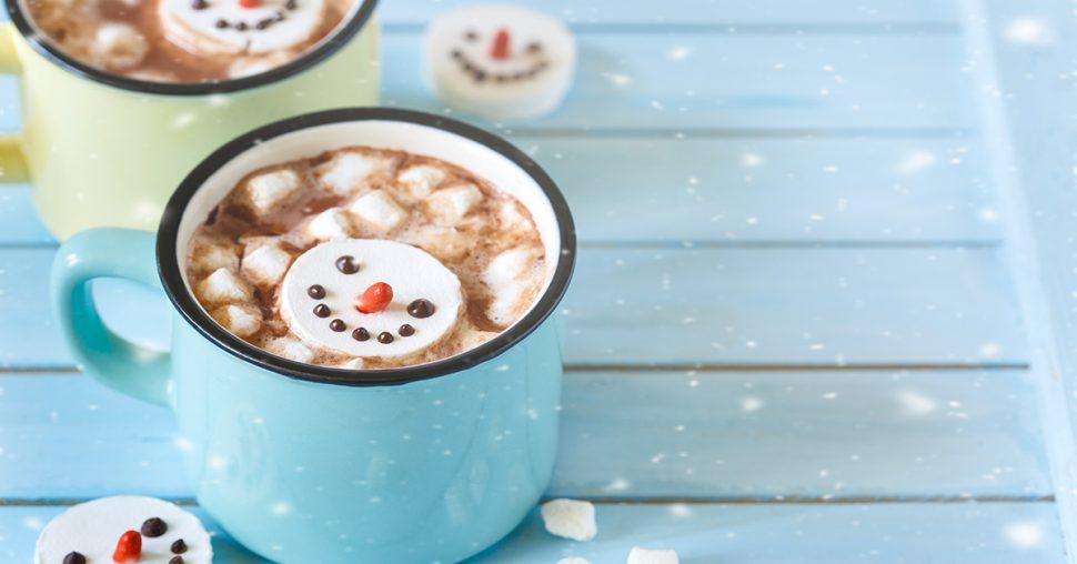 5 versions de luxe du traditionnel chocolat chaud