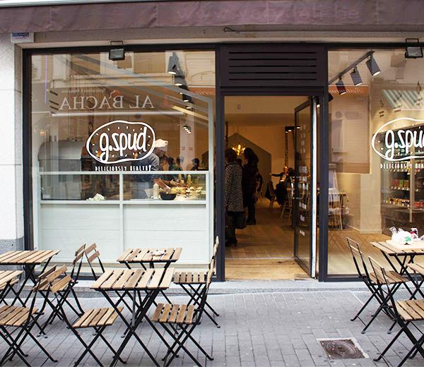L 39 adresse patate healthy - Comptoir des cotonniers avenue louise ...