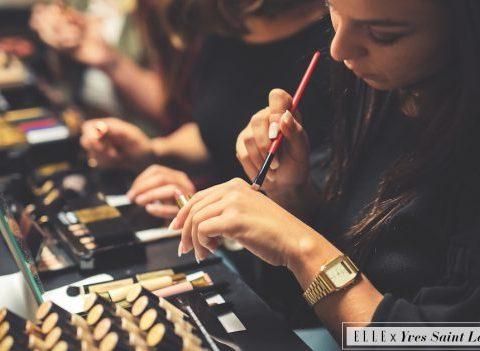 La masterclass make-up par Yves Saint Laurent Beauté : c'était comment ?