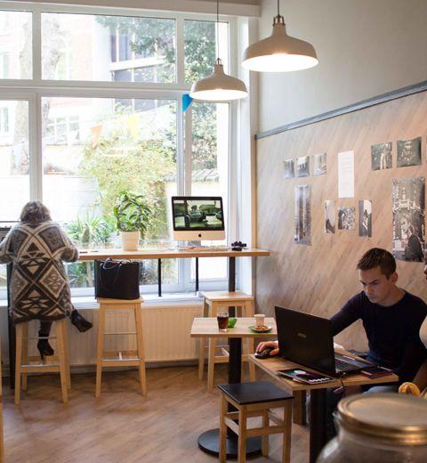 La récré: le premier café où l'on ne paie pas sa conso