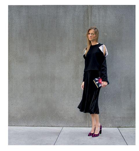 Pascaline Smets: pourquoi tu t'habilles comme ça ?