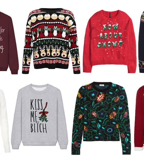 20 pulls de Noël pour se mettre dans l'ambiance
