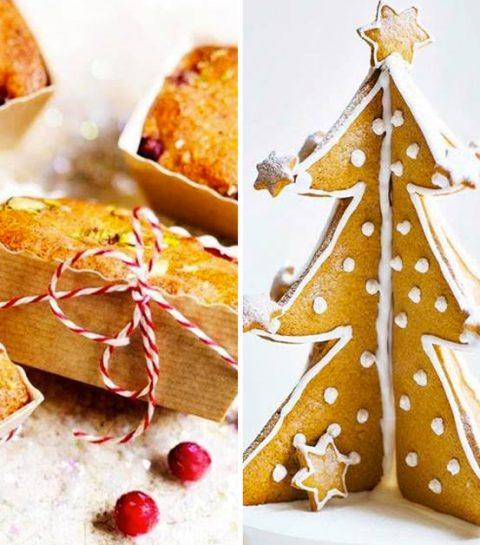 Desserts de Noël: quatre recettes pour en mettre plein la vue à ses amis