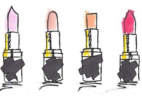 Que dit la forme de votre rouge à lèvres sur vous ?