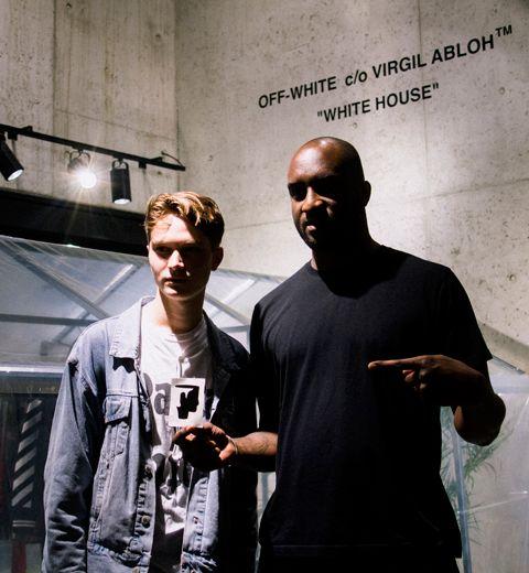 Rencontre avec Virgil Abloh le directeur créatif de Kanye West