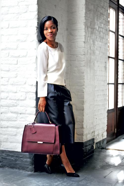Yeba, créatrice de sa marque