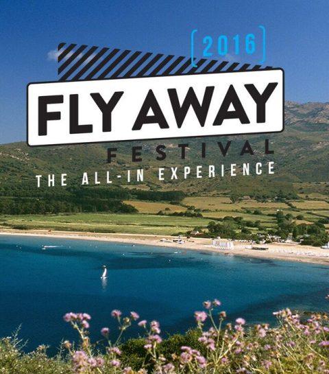 Fly Away Festival: les réservations sont lancées!