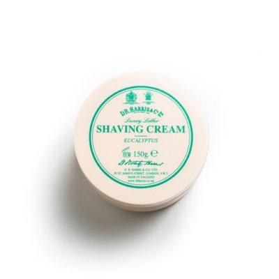 Eucalyptus shaving cream 1 web