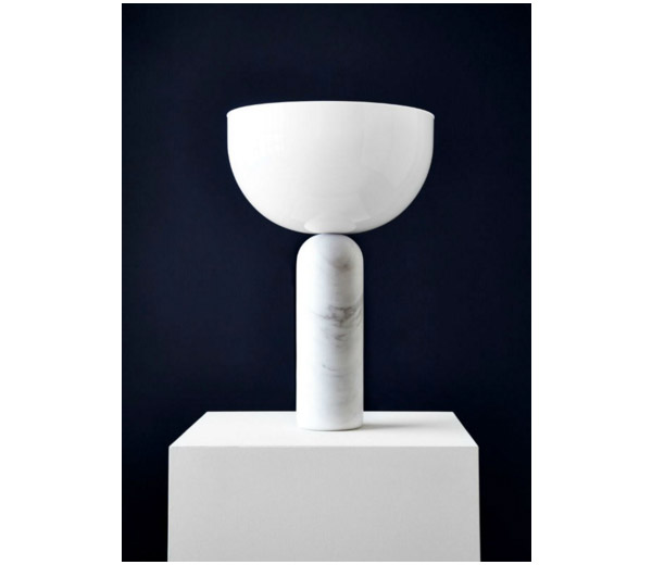 Lampe-marbre
