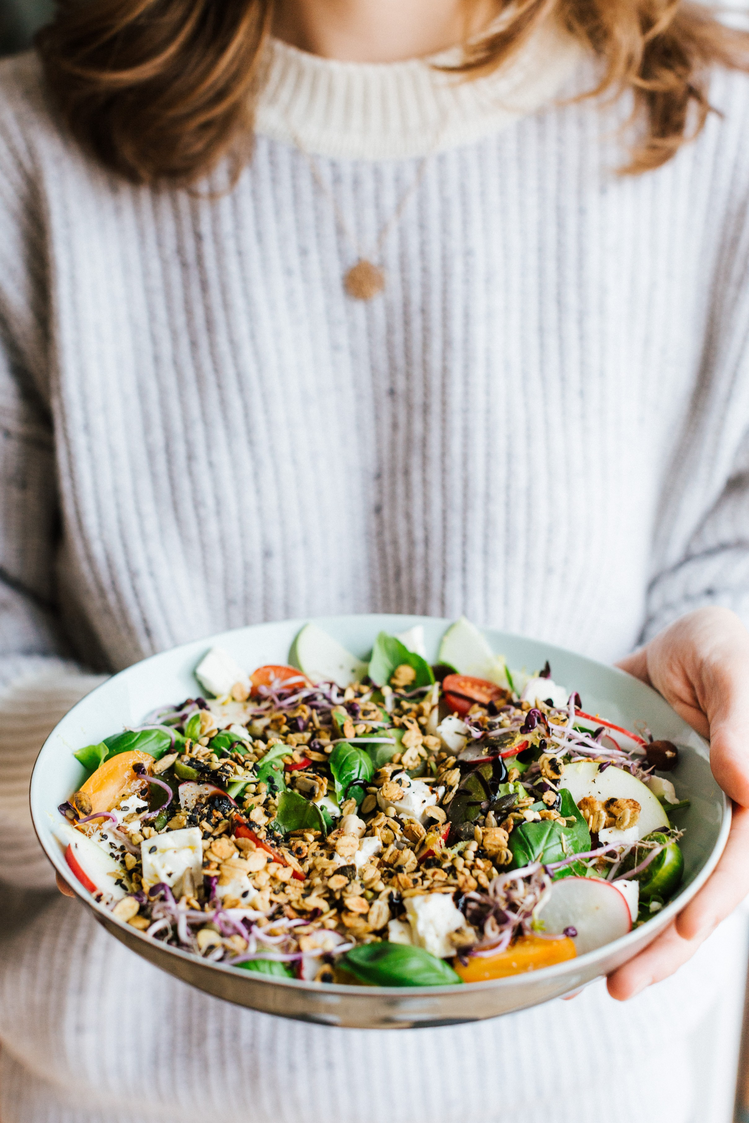 Saines, surprenantes etsalées: nos recettes au granola préférées - 3