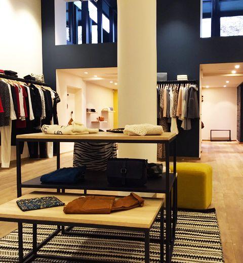 Ba&sh ouvre une nouvelle boutique à Bruxelles