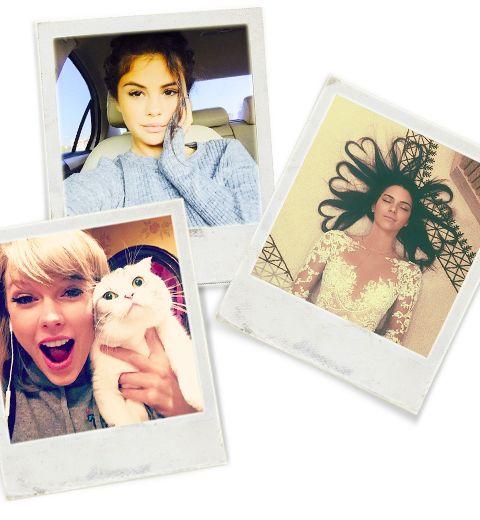 Instagram: quelles sont les 10 photos les plus likées de 2015