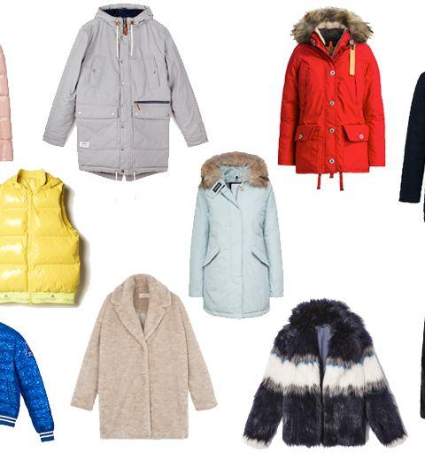 25 gros manteaux d'hiver bien chauds