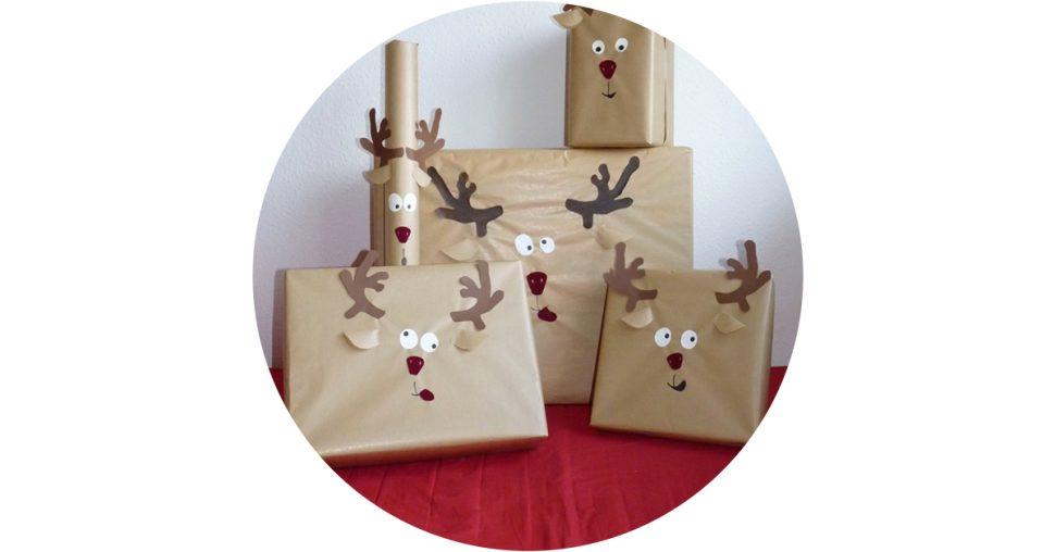 No L 8 Diy Pour Emballer Vos Cadeaux