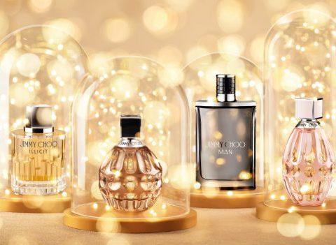 Nos 4 parfums préférés à offrir à Noël