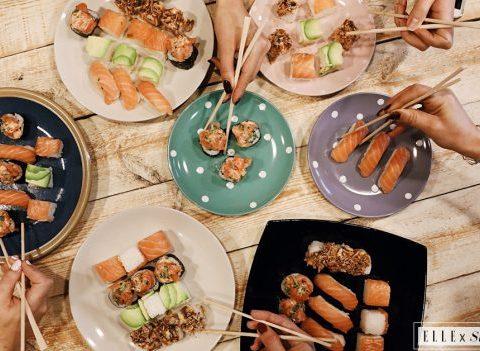 5 raisons de craquer pour la ELLE Sushi Box