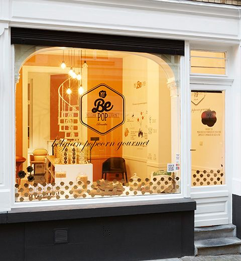 My Be Pop : le concept store dédié au pop corn
