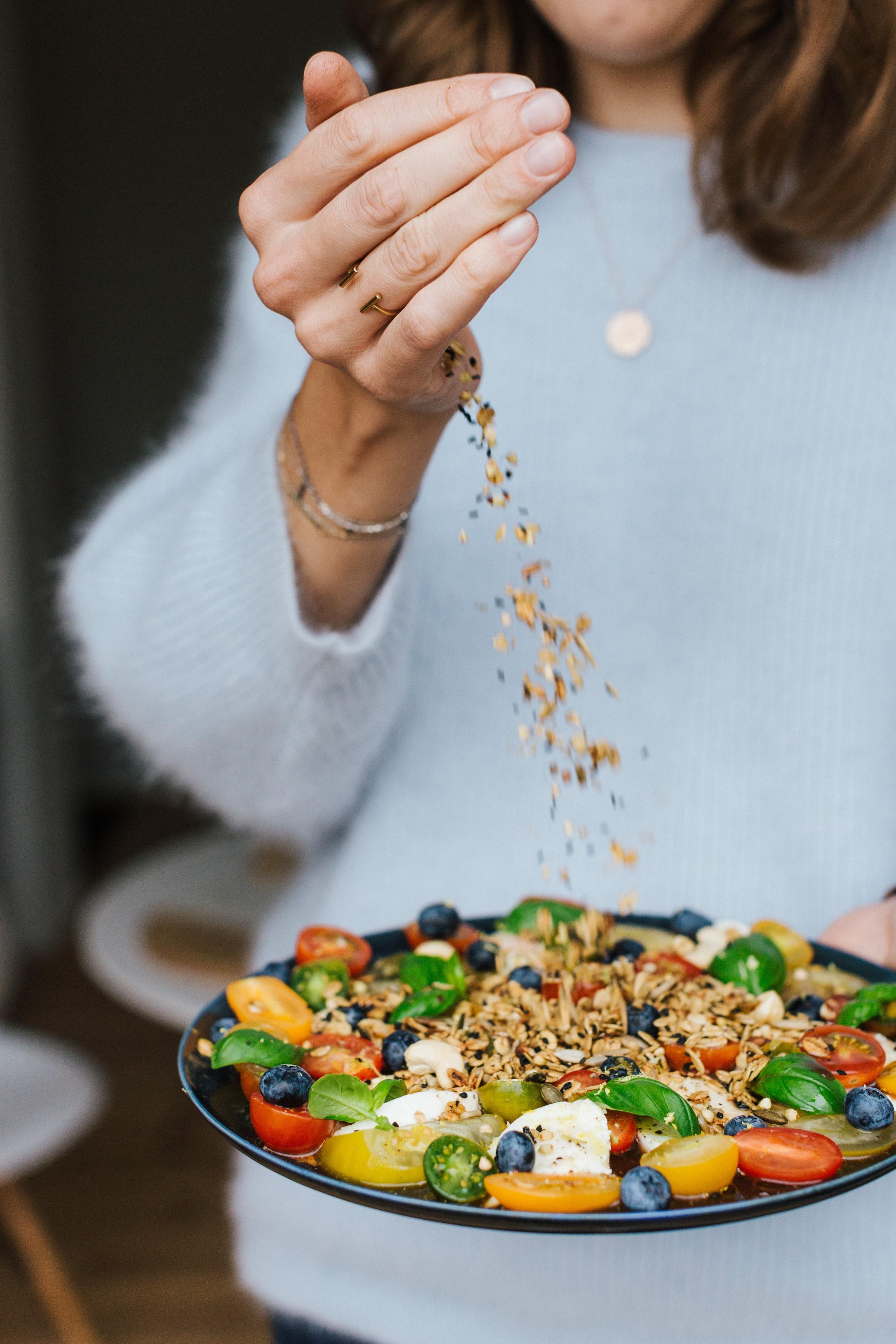 Saines, surprenantes etsalées: nos recettes au granola préférées - 2