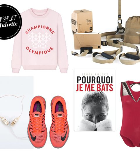 La wishlist de Juliette