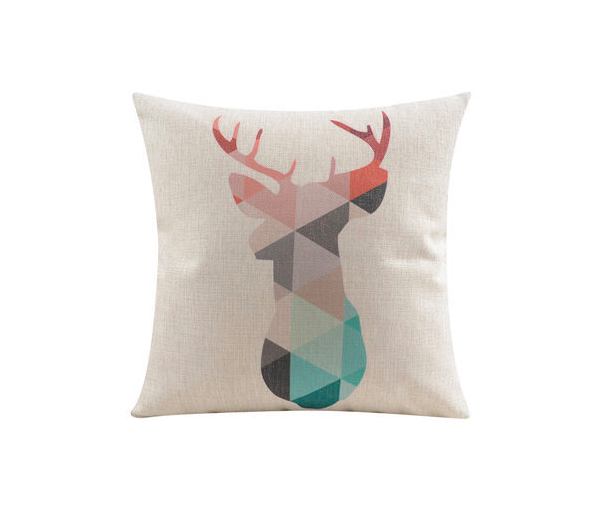 22. Coussin cerf