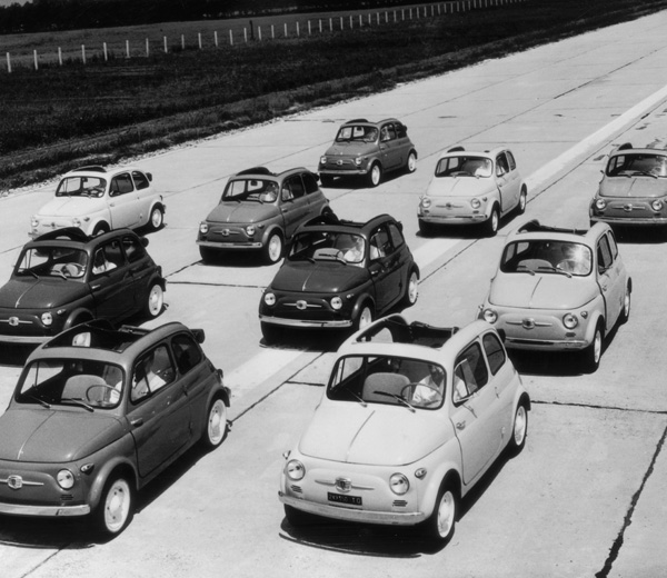A Flurry Of Fiats