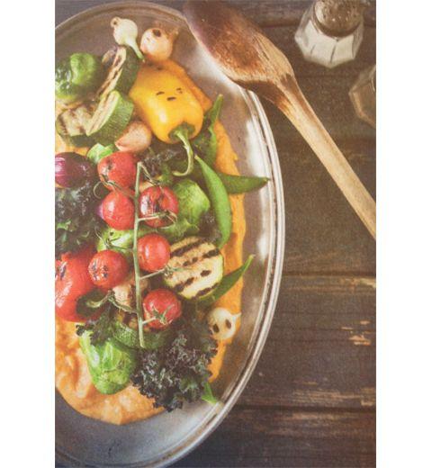 Pour le souper : un sauté vitaminé à la patate douce