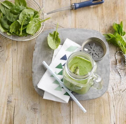 LE SMOOTHIE AU LAIT DE CHANVRE ET AVOCAT
