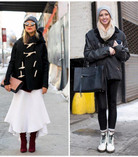 S'habiller en hiver: 30 looks grand froid