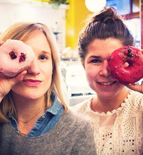 Qui sont les nanas de C O C O Donuts ?