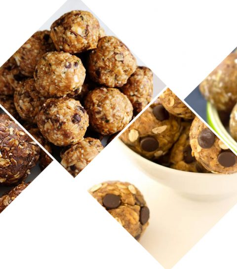 Healthy Food: 3 recettes d'energy balls
