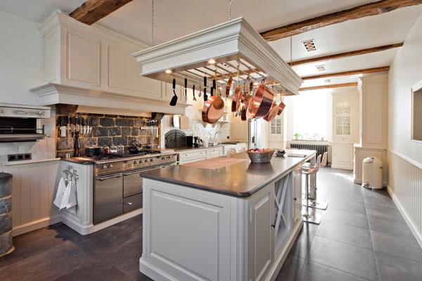 Wood fashion - Cuisine cottage ou style anglais ...