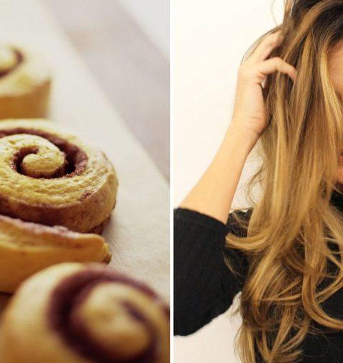 Cinnamon Swirl, la nouvelle couleur de cheveux du moment