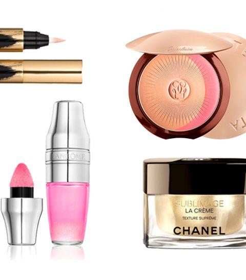 Shopping: 10 produits bonne mine instantanée