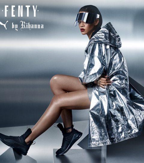 Où acheter les nouvelles sneakers de Rihanna x Puma ?