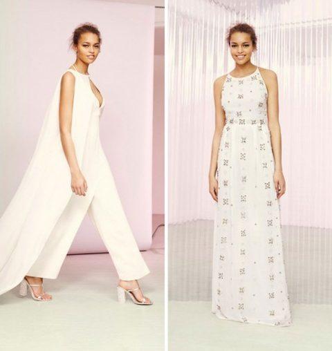 Asos lance une collection de robe de mariée