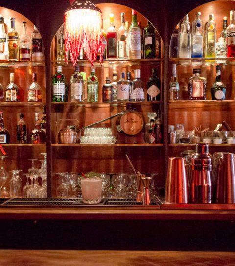 Le Jalousy, le bar secret où le tout Bruxelles se retrouve