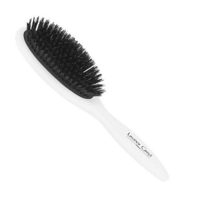 brosse poils sanglier cheveux