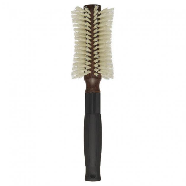 brosse ronde brushing cheveux longs