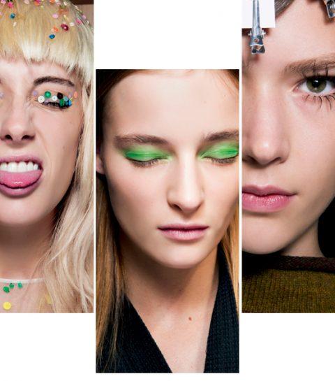 10 tendances make-up repérées sur les catwalks