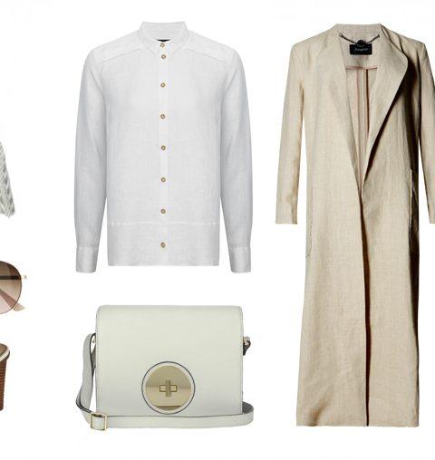 ELLE X Marks & Spencer : Comment porter le total look lin ?