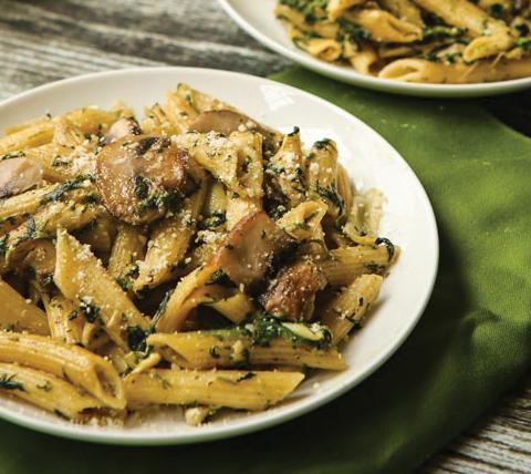Pasta aux deuxspaghettis : recette