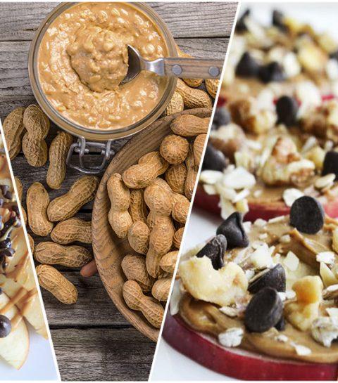 3 idées de recettes au beurre de cacahuète