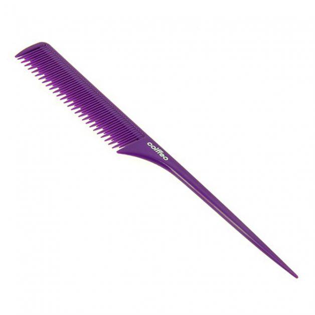 peigne fin à queue cheveux
