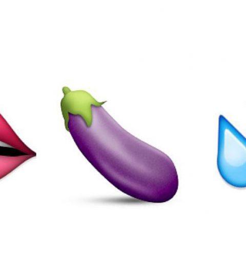 Une aubergine coquine dans votre boîte aux lettres