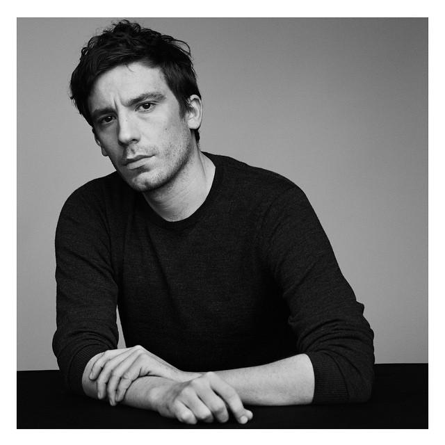 Julien Dossena, Président du Jury Mode, par Ivan Ward Rafik