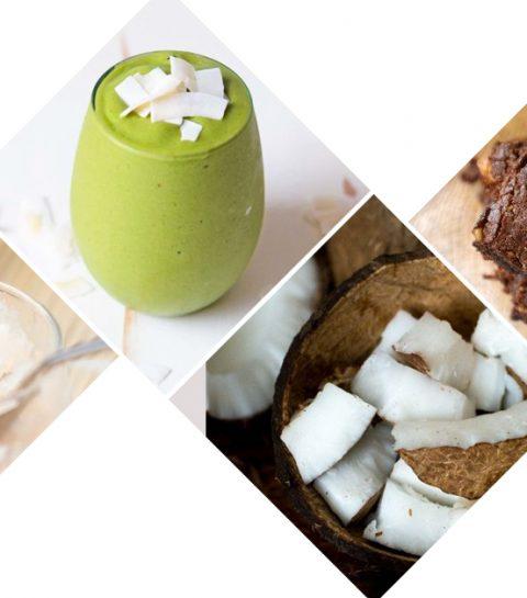 3 recettes gourmandes à base d'huile de coco